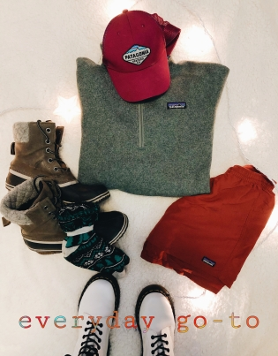 Patagonia outfit